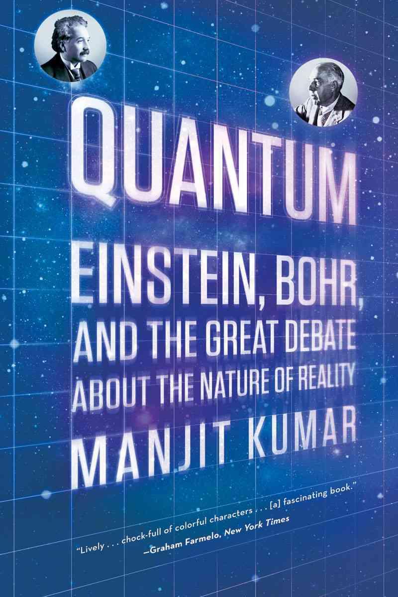 Quantum By Kumar, Manjit